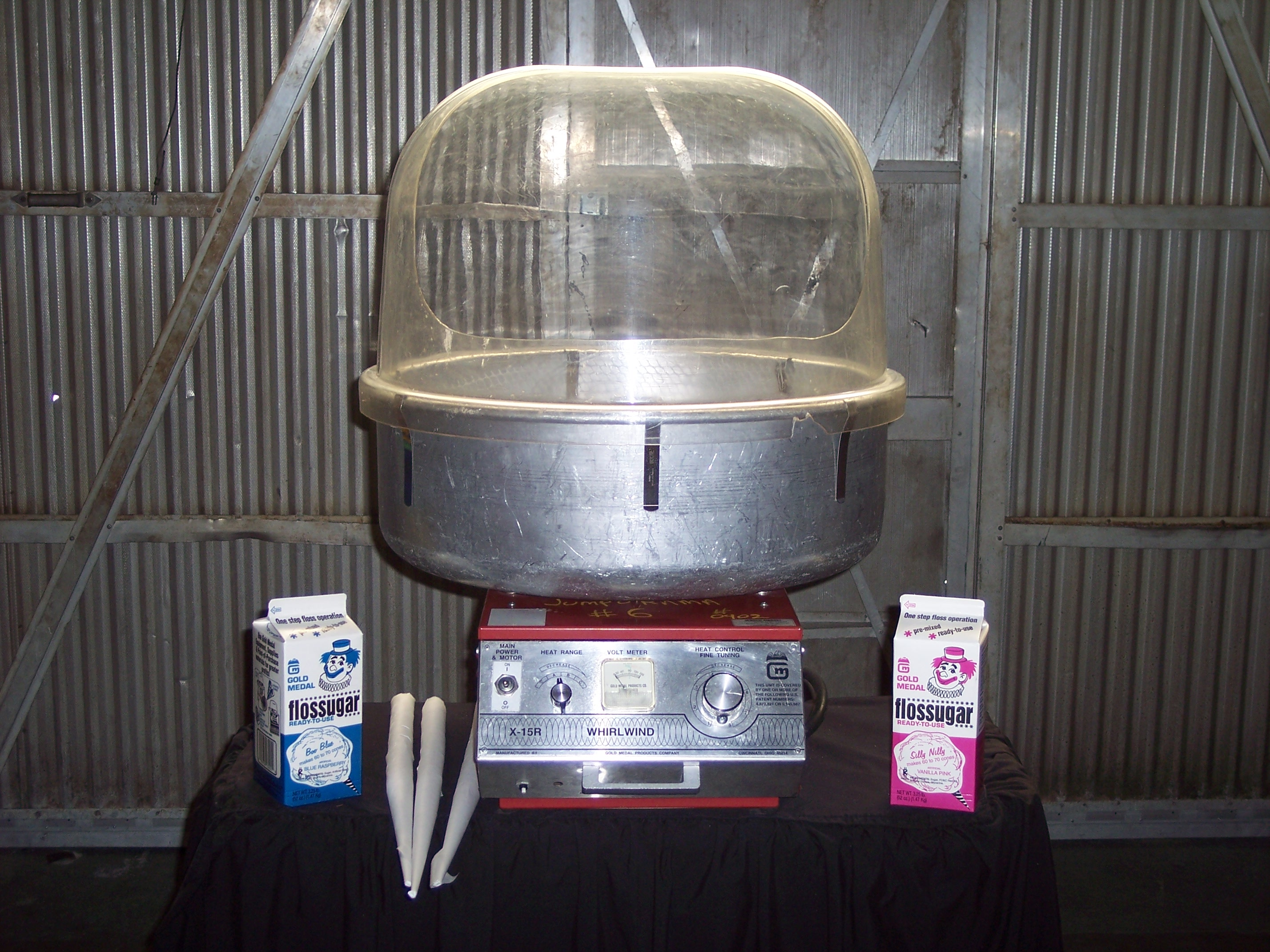 Cotton Candy Machines| Cotton Candy Rentals in Orange County